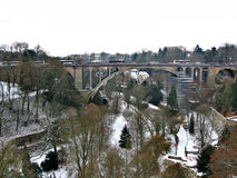Grand Duchy of Luxembourg Stock Photo