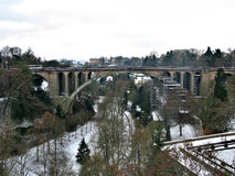 Grand Duchy of Luxembourg Royalty Free Stock Photos