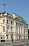 Grand Duke Nicholas Nikolaevich Palace (1856-1929) Stock Photography