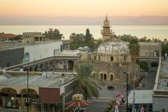 Grand EL Omri Mosque, à Tibériade photos stock