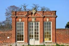 Grand English summerhouse Royalty Free Stock Photo