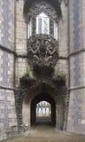Grand Entrance. The grand ebtrance to Pena castle Portugal Stock Photos