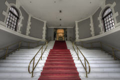 Grand Entrance Staircase Stock Photography