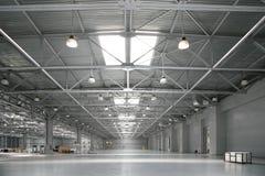 Grand entrepôt Image libre de droits