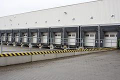 Grand entrepôt Photographie stock libre de droits