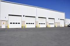 Grand entrepôt Photo stock