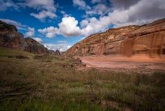 Grand Falls Arizona Royalty Free Stock Photo