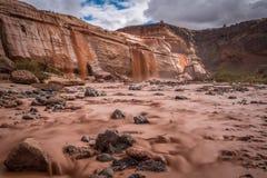 Grand Falls Arizona Royalty Free Stock Image