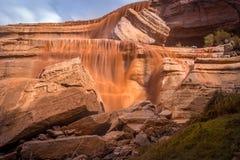 Grand Falls Arizona Royalty Free Stock Photos