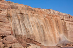 Grand Falls Arizona Royalty Free Stock Image
