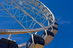 Grand Ferris Wheel - horizontal photos libres de droits