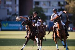 Grand Final of 70th Argentina Pato Open. royalty free stock photos