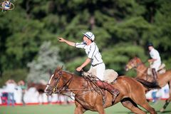 Grand Final of 70th Argentina Pato Open. Royalty Free Stock Photography
