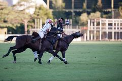 Grand Final of 70th Argentina Pato Open. stock photography
