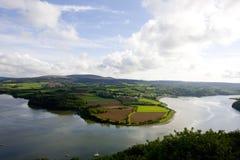 grand fleuve Images libres de droits