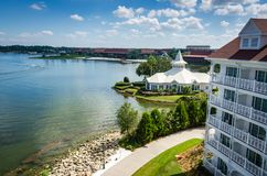 Grand Floridian Resort - Walt Disney World - Florida Stock Photos