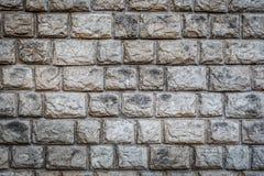 Grand fond de grunge de mur de briques Photo stock