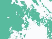 Grand fond vert de vecteur de texture de tache illustration de vecteur