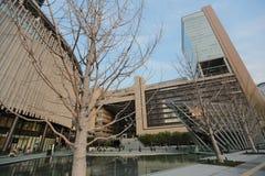The Grand front osaka building. Located near Osaka Sataion. Stock Photos