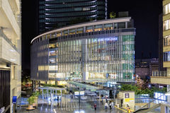 Grand Front Osaka commercial complex Stock Photos
