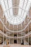 Grand Gallery-National Museum of Scotland Stock Photos