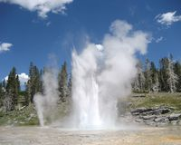 Grand Geyser Royalty Free Stock Image