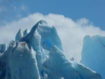 Glacier Perito Moreno. Grand glacier Perito Moreno in national park Perito Moreno Argentina stock photography