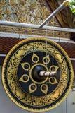 Grand gong Photos libres de droits