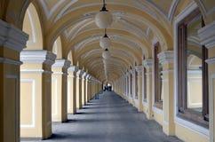 Grand Gostiny Dvor à St Petersburg Photographie stock libre de droits