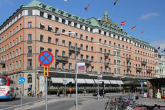 Grand Hôtel Stockholm, Sweden Stock Images