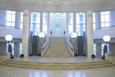 Grand hall Photos libres de droits
