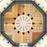 Grand hall Royalty Free Stock Photo