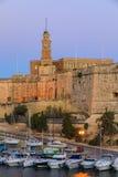 Grand Harbor in Malta Stock Image