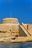 Grand harbour bastions. Valetta. Malta Stock Image
