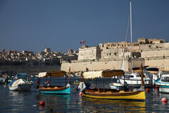 Grand Harbour Malta Royalty Free Stock Image