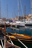 Grand Harbour Marina, Malta Royalty Free Stock Photos