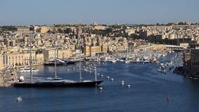 Free Grand Harbour , Valetta , Malta Stock Images - 44712434