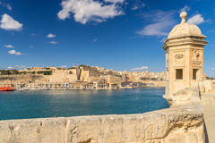 The Grand Harbour Valletta Royalty Free Stock Images