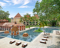 Grand hayat Goa Stock Photography