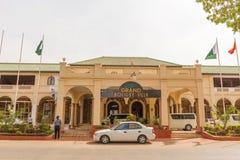 Grand Holiday Villa hotel in Khartoum, Sudan Royalty Free Stock Photo