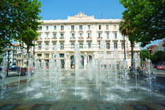 Grand Hotel in Antibes Royalty Free Stock Photography