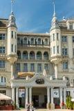 Grand Hotel Aranybika Stock Photos