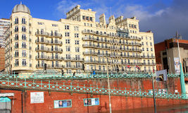 Grand Hotel, Brighton, UK Stock Image