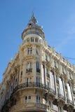 Grand Hotel in Cartagena Stock Photo