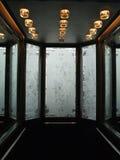 Grand hotel elevator Royalty Free Stock Photo