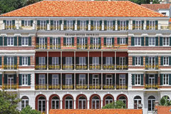 Grand Hotel Imperial Dubrovnik Royalty Free Stock Image