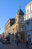 Grand Hotel Lodz Stock Image