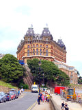 Grand Hotel, Scarborough, Yorkshire. Royalty Free Stock Photos