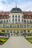Grand Hotel Sopot Royalty Free Stock Images