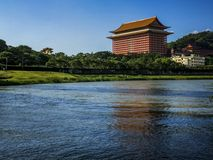 Grand Hotel of Taipei Royalty Free Stock Images